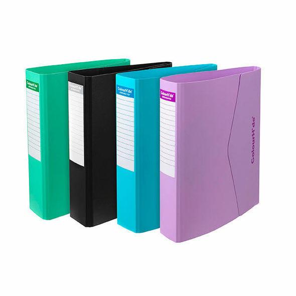 Colourhide Lever Arch File Pp X CARTON of 6 6608099K