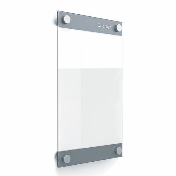 Quartet Infinity Glassboard Custom 279 X 432mm GI1117
