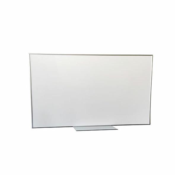 Quartet Penrite Slimline Whiteboard Porcelain 1500 X 900mm QTPWI1509A