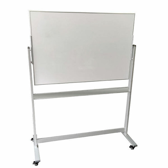 Quartet Penrite Slimline Whiteboard Premium Mobile 1800 X 1200mm QTMWP181A