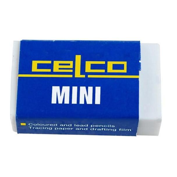 Celco Eraser Mini Disp50 BOX50 0278970