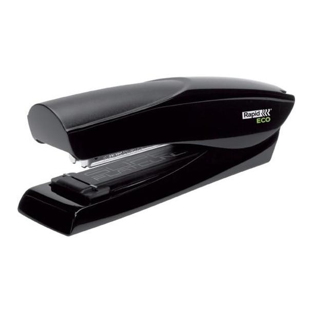 Rapid Stapler H/Strip Eco Black 0358850