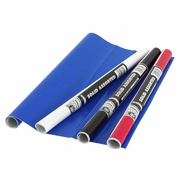 ConTact Book Covering Solid Assorted 1m X 450mm CARTON of 20 0359170
