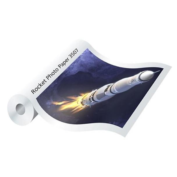 SiHL Rocket Photo Paper 3507 Satin 250gsm 914mmx30m 0386760