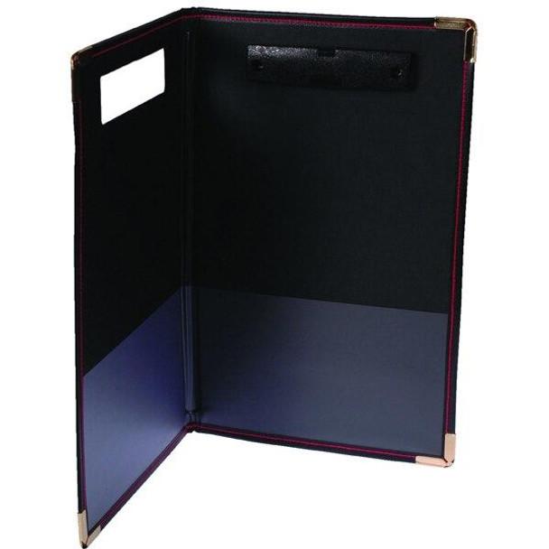 Esselte Supertuff Clipboard Folder Foolscap Black X CARTON of 12 057709BLK