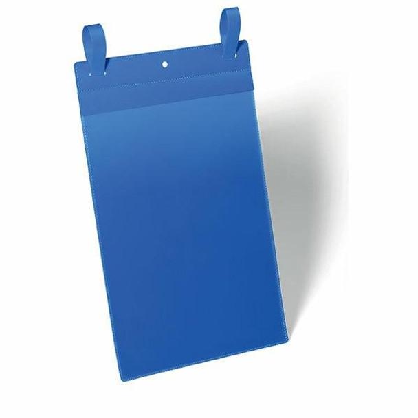 DURABLE Logistic Pockets Binder A4 Portrait Pack 50 175007