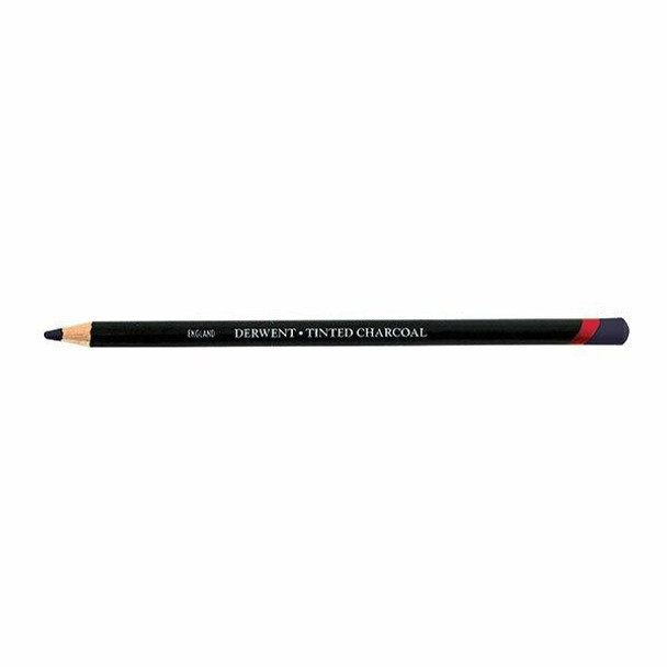 DERWENT Tinted Charcoal Pencil Thistle Tc08 X CARTON of 6 2301672