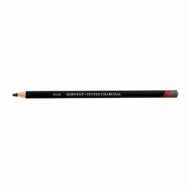 DERWENT Tinted Charcoal Pencil Natural Tc20 X CARTON of 6 2301684