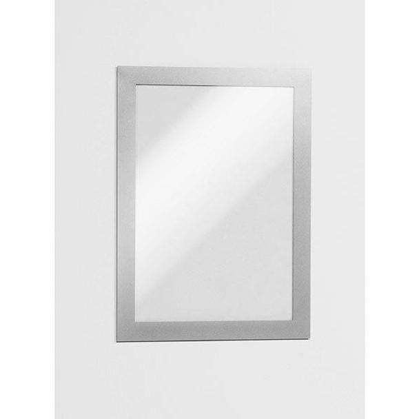 DURABLE Duraframe Self-Adhesive A5 Silver 487123