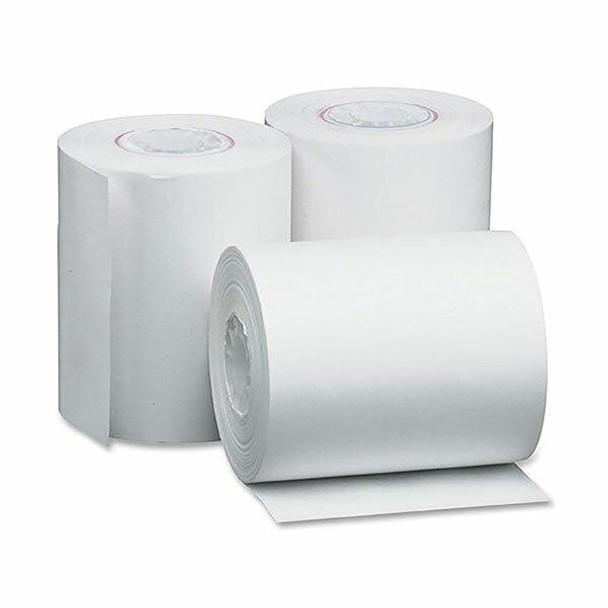 Marbig Cash Register/Eftpos Roll Thermal - 57x35x11.5mm Pack10 49013