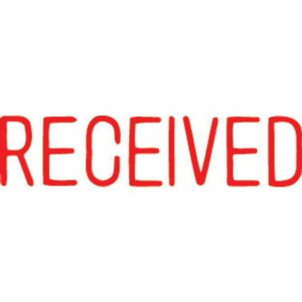 Xstamper Cx-Bn 1116 Received Red 5011160