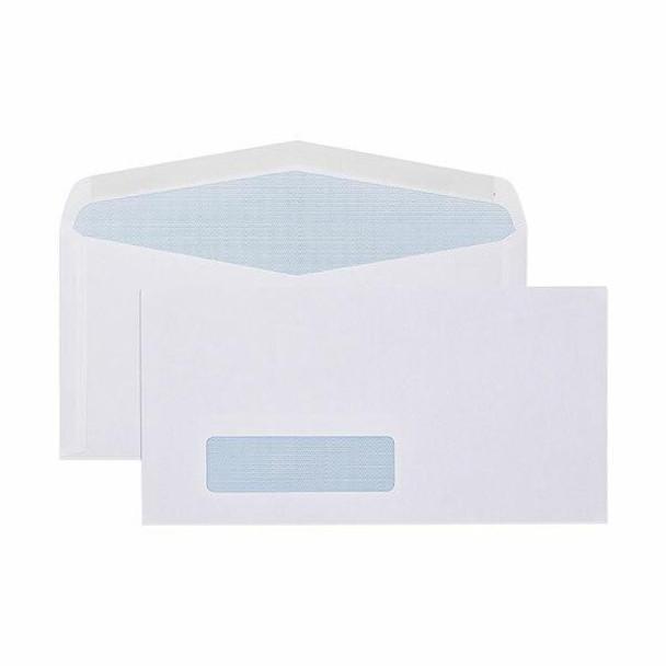 CUMBERLAND Correspondence 80gsm Dlx 120 X 235mm White Box500 605114