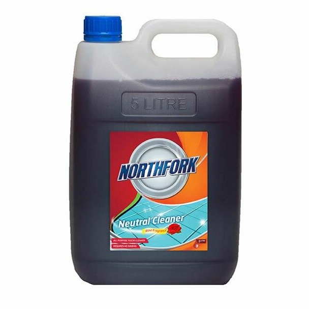 NORTHFORK Neutral Cleaner 5 Litre X CARTON of 3 634020700