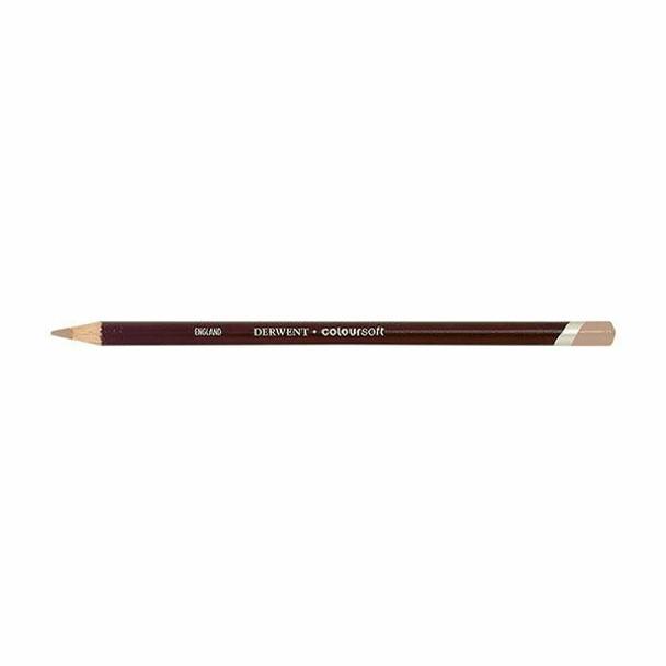 DERWENT Coloursoft Pencil Soft Pink C170 X CARTON of 6 700969