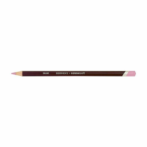 DERWENT Coloursoft Pencil Pink Lavender C210 X CARTON of 6 700973