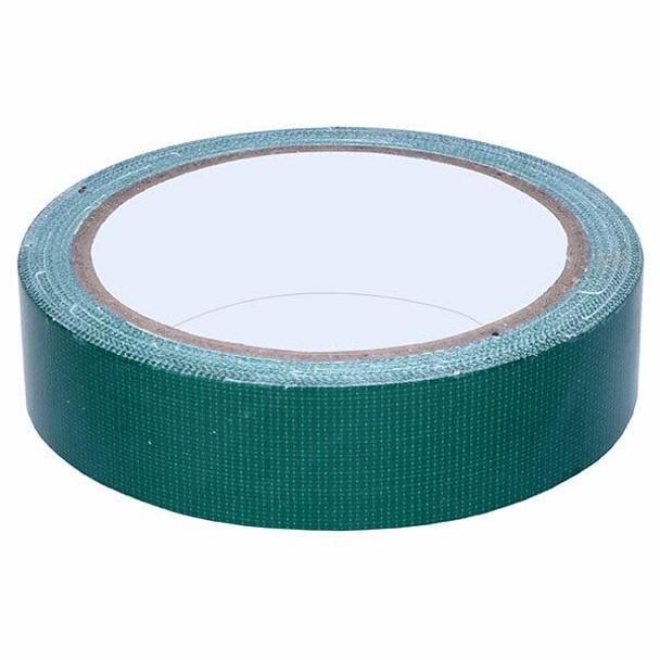 CUMBERLAND Cloth Tape 24mm X 25m Green 7222