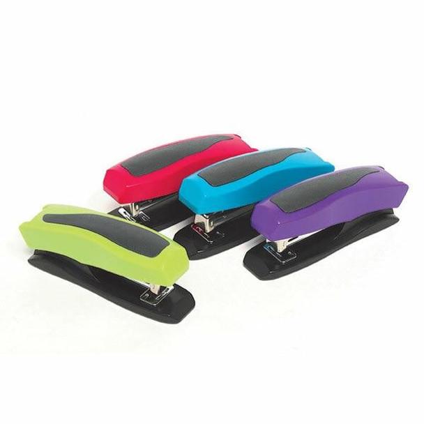 Marbig Stapler H/Strip 20 Assorted Colours X CARTON of 6 9015199A
