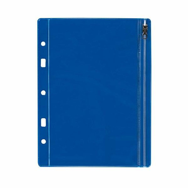 Colourhide Bindermate Pencil Case A5 Navy X CARTON of 6 9742327J