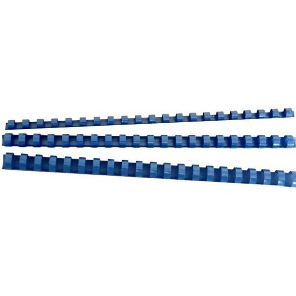 GBC Binding Comb 6mm Blue Pack100 BEP6BL100