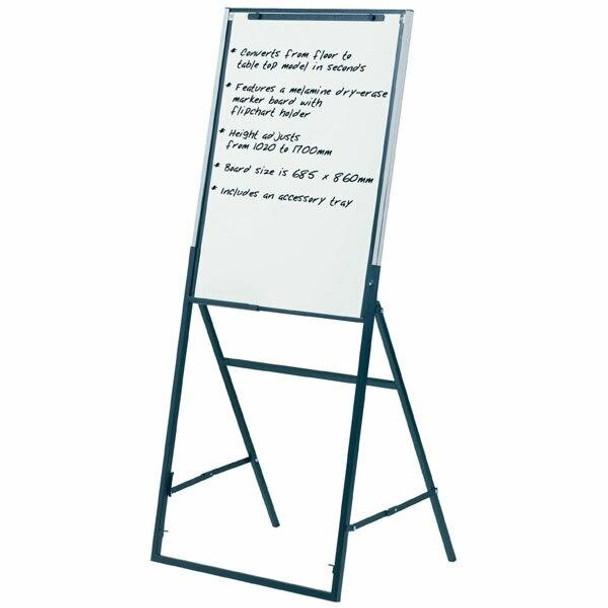 Quartet Easel Flip Chart Futura Melamine QT351900