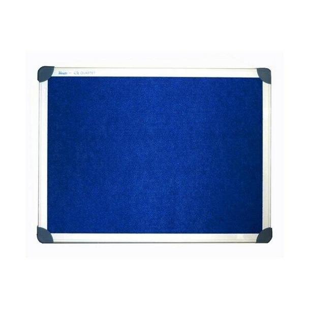 Quartet Penrite Bulletin Board Felt 600x900mm S/L QTF0906R