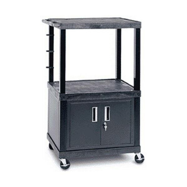 Tuffy Cabinet Pack Wt Trolleys QTWTC2