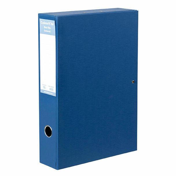 Colourhide Box File Pe A4 X CARTON of 4 8001031J
