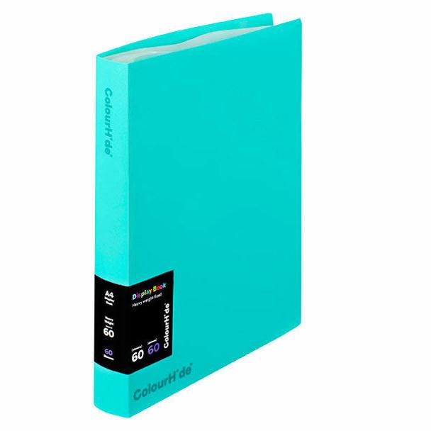 Colourhide Display Book Fixed 60 Sheet X CARTON of 6 2055332J