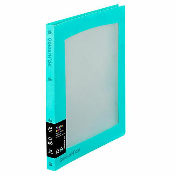 Colourhide Display Book Refillable Insert 20 Sheet X CARTON of 10 2003332J