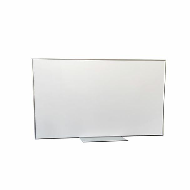 Quartet Penrite Slimline Whiteboard Porcelain 1200 X 1200mm QTPWI121A