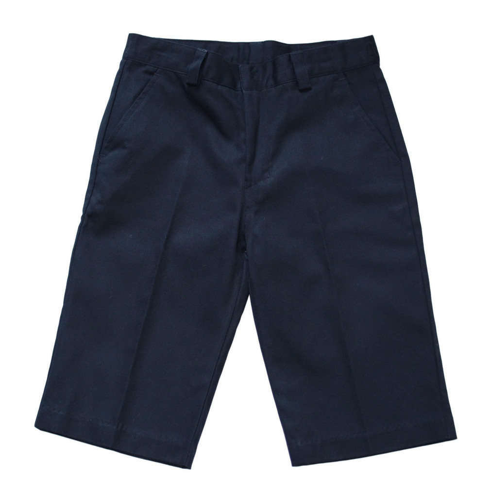 Navy school shorts