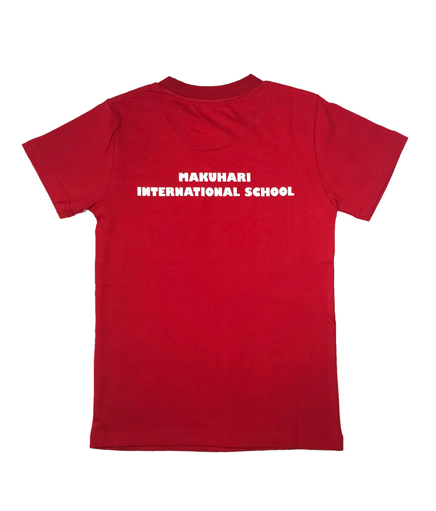 MIS Rosso house T shirt