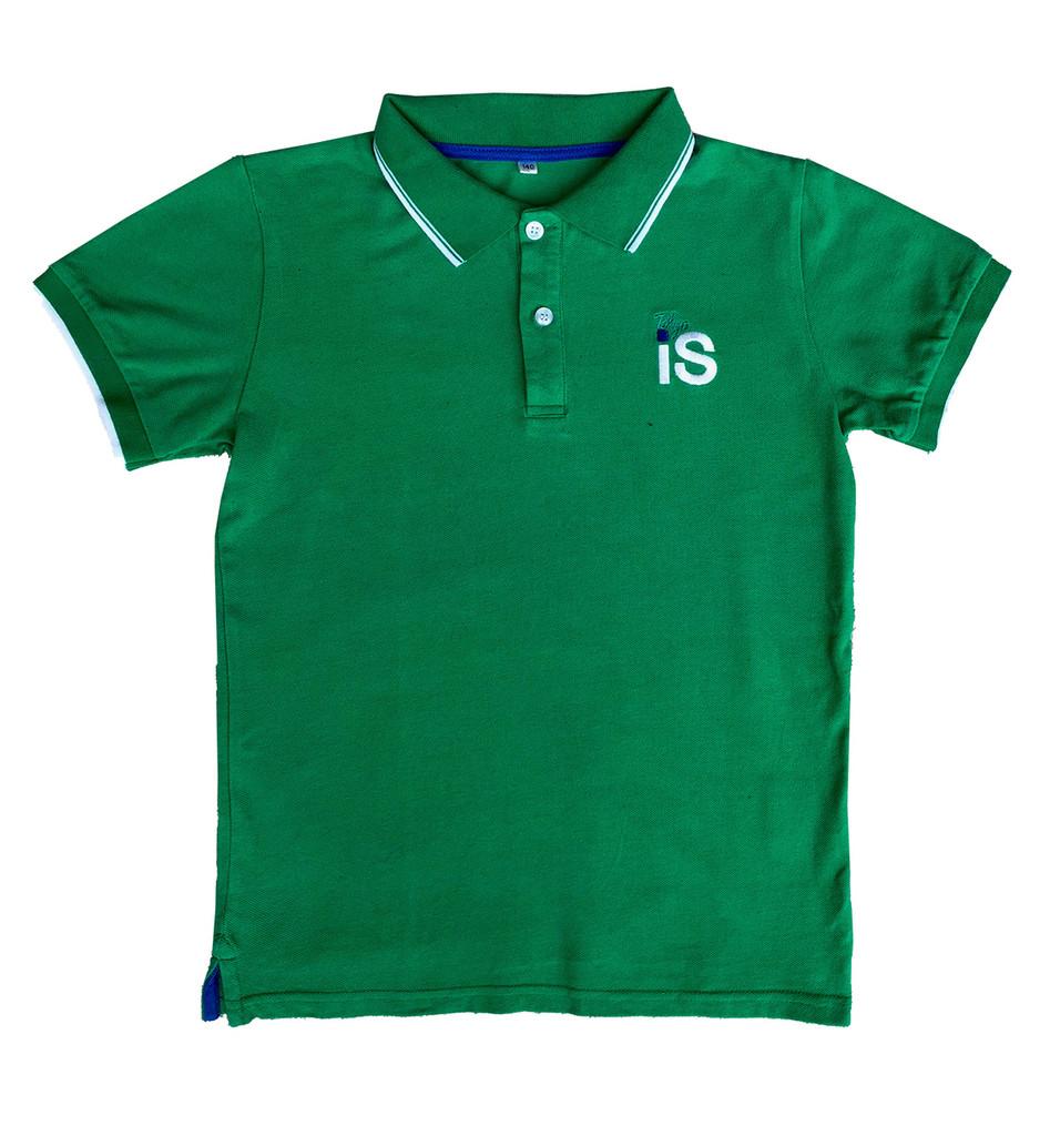 TIS unisex short-sleeved polo shirt: 3 colours