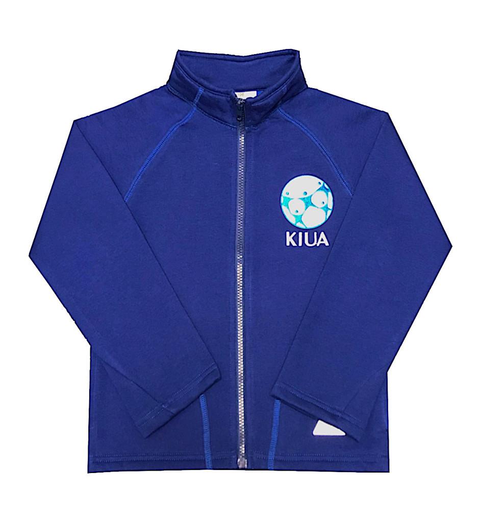 KIUA sweatshirt jacket
