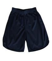 Girls navy blue sports shorts