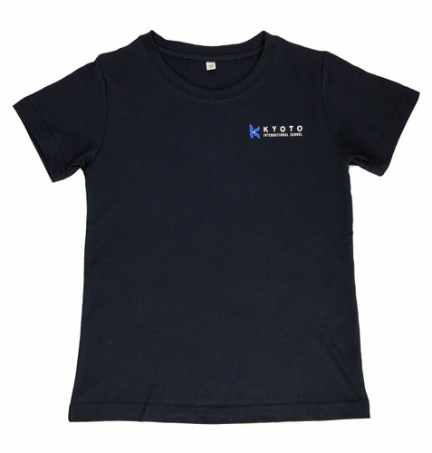 KIS navy T shirt - discontinued - only large sizes available