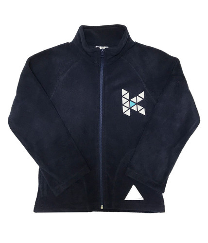 KIS navy fleece