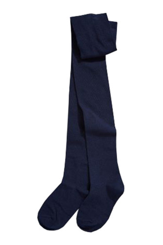 Navy blue winter tights