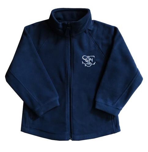 SSE navy fleece
