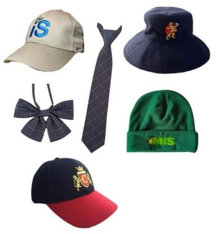 Hats and ties