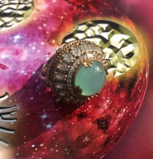 Ring of Goddess Maat