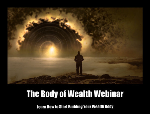 The Body of Wealth Webinar