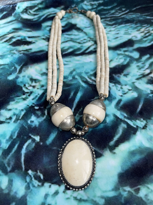 Meditative Necklace of the Goddess Isis