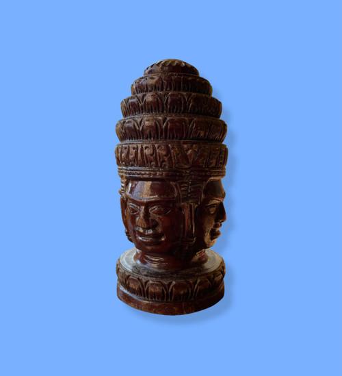 Ancient Divine Brahma Statue