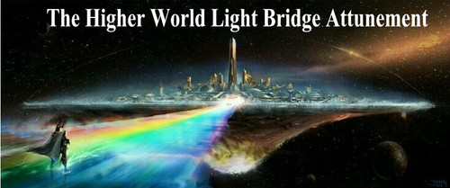 The Higher World Light Bridge Attunement       There exists a great bridge made of highly condensed photonic energy that separates the world of men and the world of the gods.  In Norse mythology it is called the Bifrost, but it is known in many other secret societies and ancient cultures. The Light Bridge emits a powerful eternal burst of acoustic photons that the gods use to find it whenever they wish to travel to earth and other domain. The bridge has a number of resonance frequencies and each one allows the user to travel to a specific domain.  The main resonance frequency of the bridge allows travel beyond earth to the world of Asgard. The use of this attunement frequency is an ancient secret and it will allow the average user access to the light bridge.    The sound of the attunement is a penetrating series of acoustic photons that stimulate the higher and lower mind regions responsible for detecting the bridge in dreams and visions.  I have successfully used this attunement to travel between worlds on many occasions and now for the first time, we make it available to our followers. With continued use and acclimation, you will have experience with the bridge and traveling to higher worlds. Give yourself time to adjust to this new energy.   The file is just over 30 minutes long and should be used when you are lying down just before going to sleep.  Do not use this file while operating heavy machinery, driving, or doing anything that might require your complete attention.   Price: $29.95