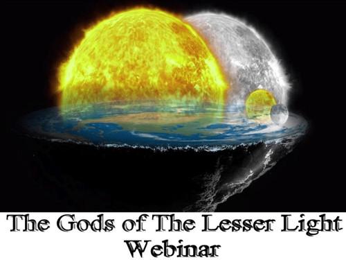 The Gods of the Lesser Light Webinar