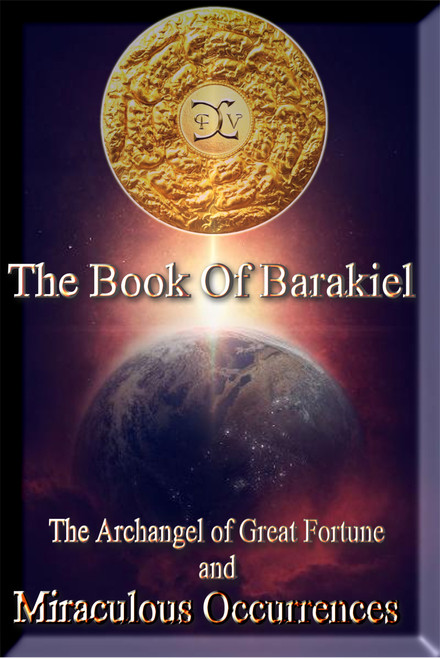 The Archangel Barakiel Celestial Tablet