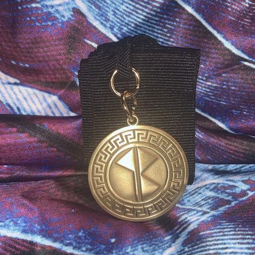 The Prometheus Medallion