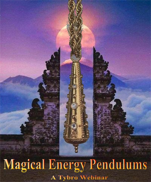 Magical Energy Pendulums Webinar