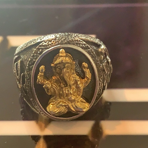 The Lord Ganesha Ring